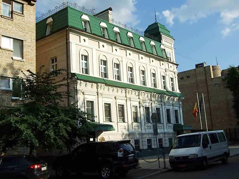 Посольство Іспанії (№ 46)