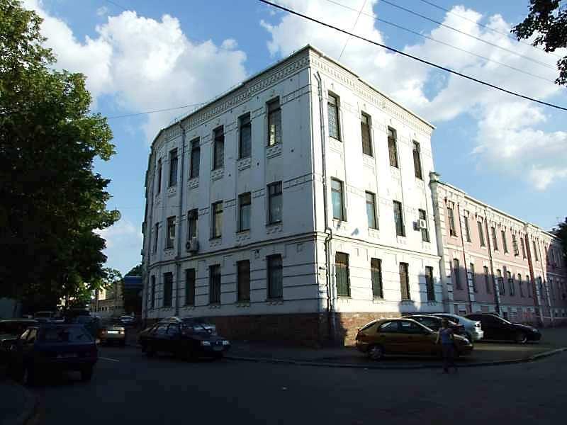 Будинок (№ 20), нині районна міліція