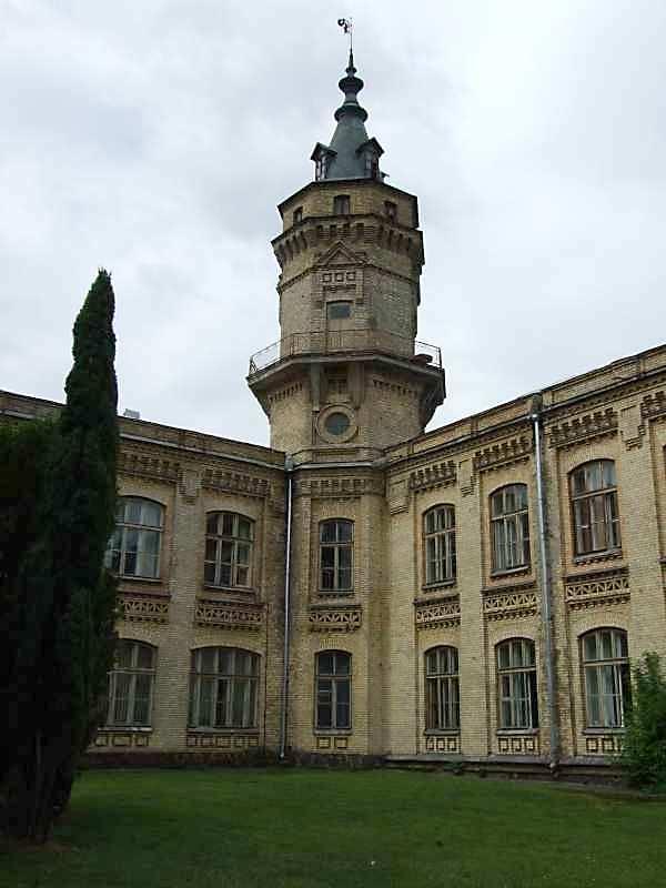 Політехнічний інститут (№ 37)