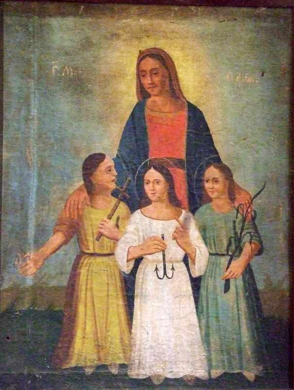 Софія, Віра, Надія, Любов