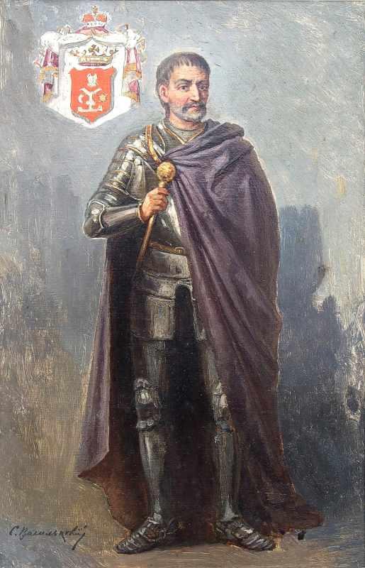 Васильківський С.І. Портрет І.Мазепи