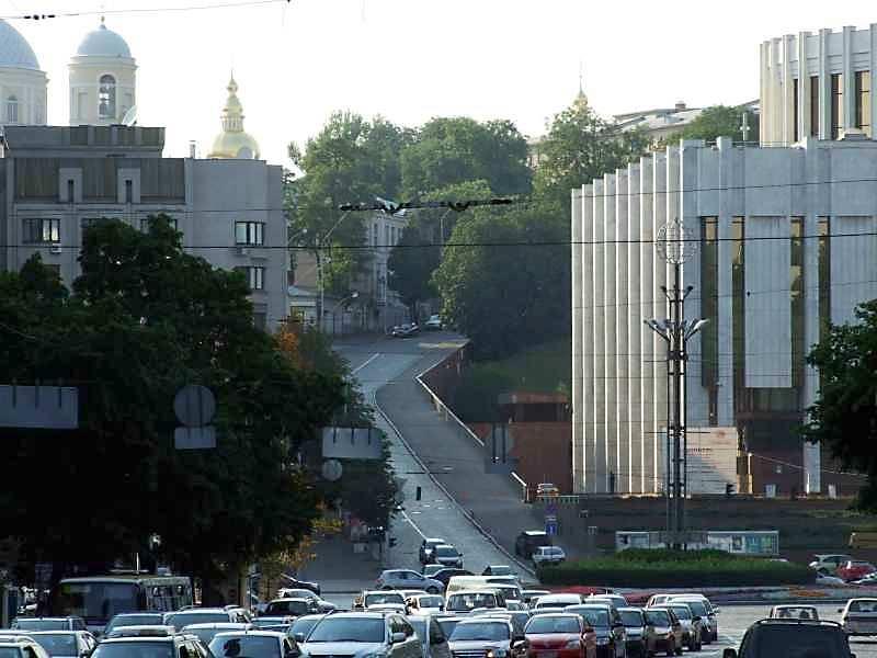 2007 р. Перспектива вулиці від…