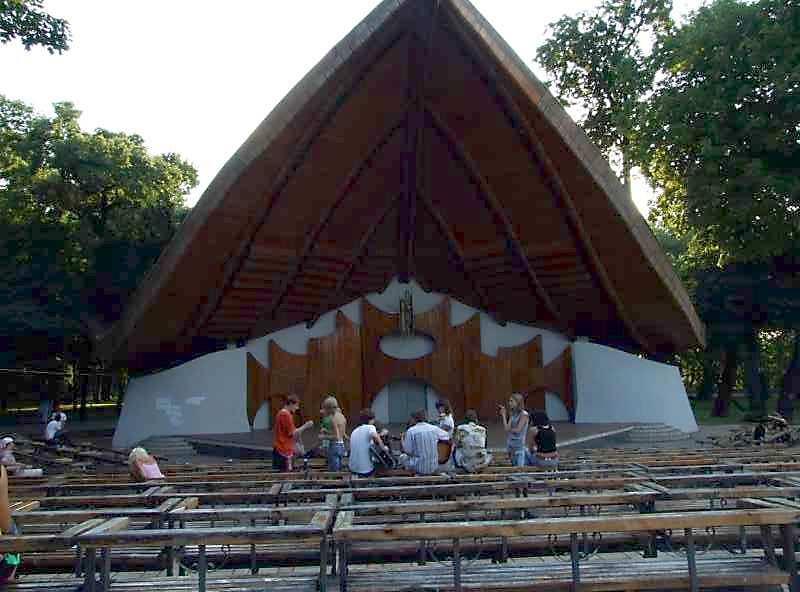 2007 р. Концертна естрада