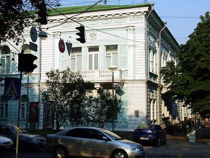 2007 р. Вигляд з боку вул.Терещенківської