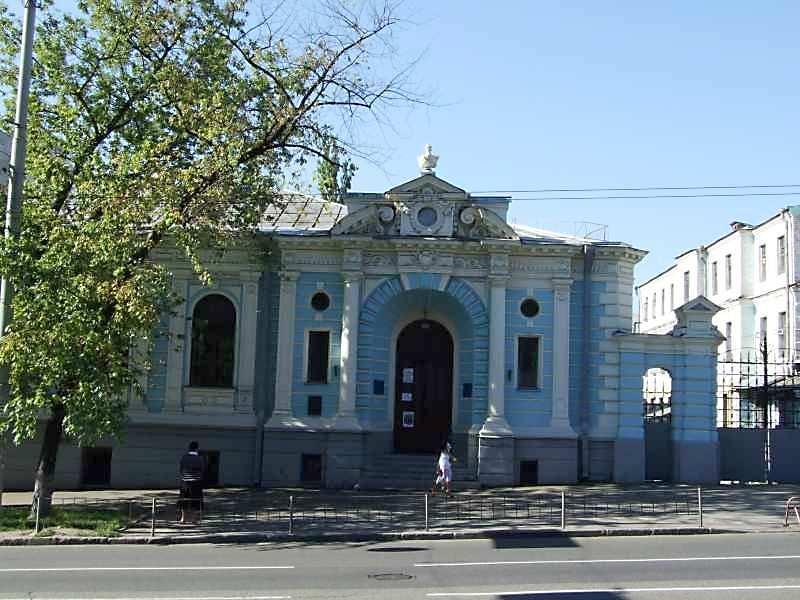 2007 р. Фрагмент фасаду по вул.Л.Толстого