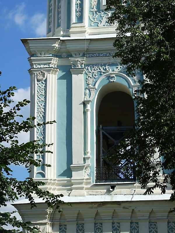 2007 р. 2-й ярус північно-західного фасаду. Вигляд з північного заходу