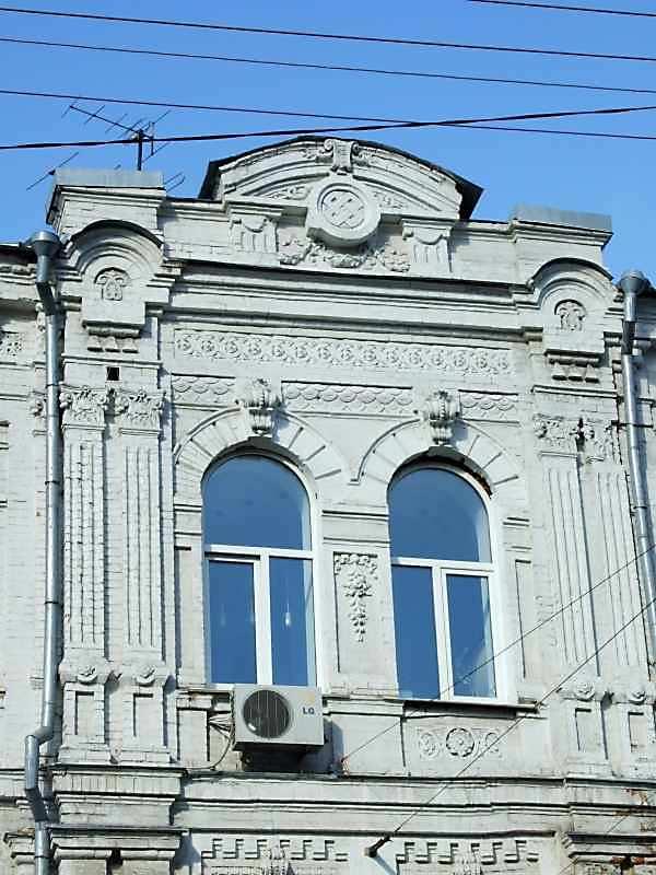 2007 р. Фрагмент 3-го поверху