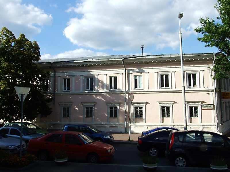 2007 р. Фасад по вул.Покровській