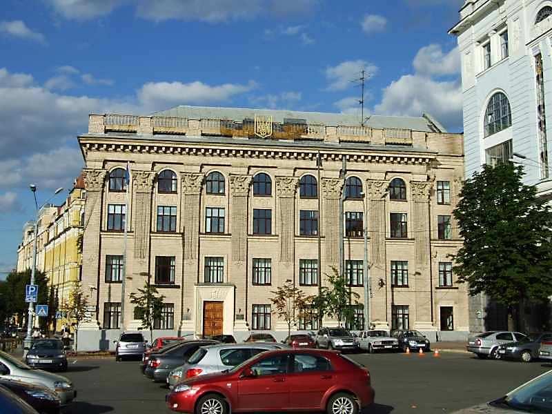 2007 р. Фасад з боку Контрактової площі