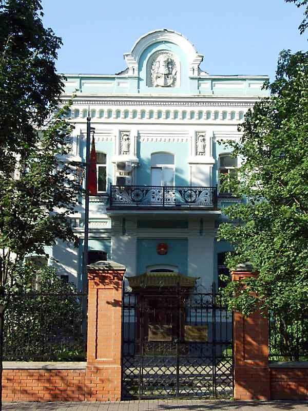 Будинок командувача Київського військового округу (№ 32)