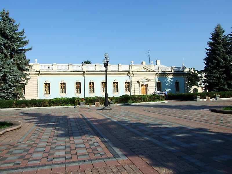 2007 р. Флігель. Головний фасад
