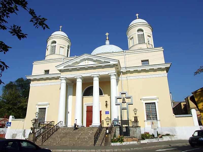 Костел св.Олександра (№ 17)