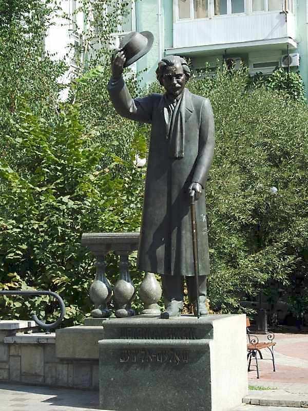 Пам'ятник Шолом-Алейхему
