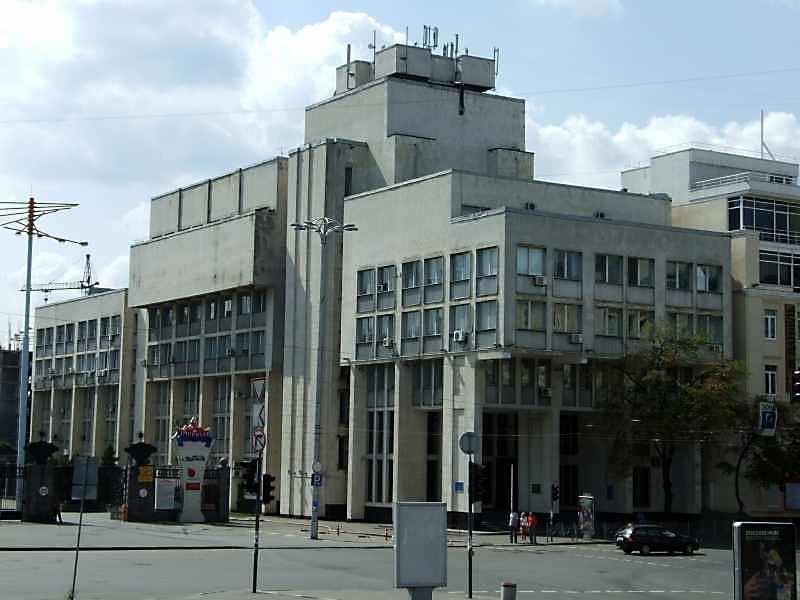 Офісний центр (№ 1)
