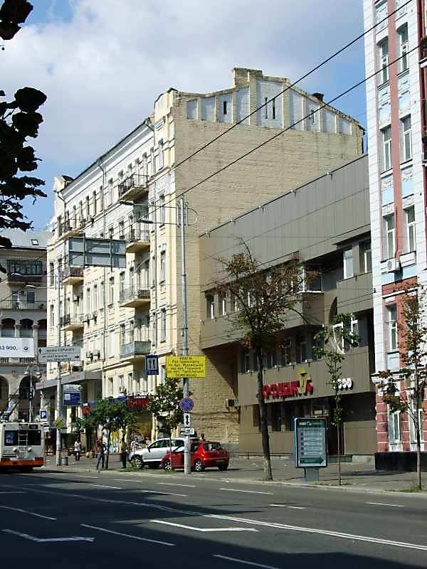 2007 р. Перспектива вулиці (№ 16, 14)