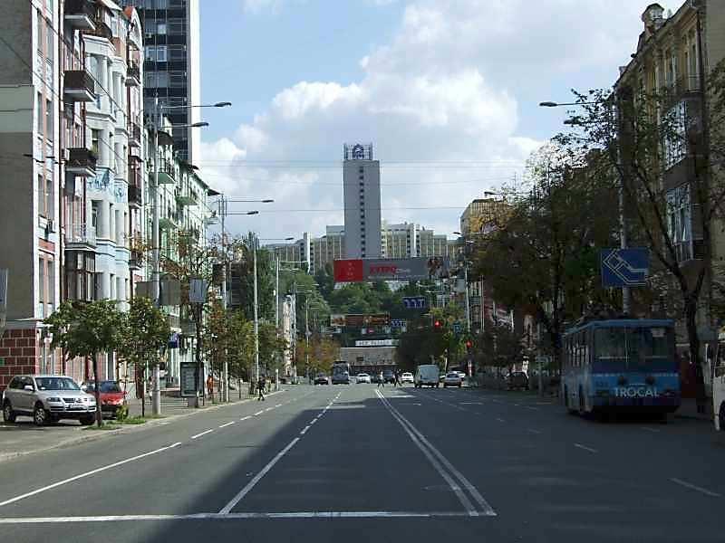 Саксаганського вул.