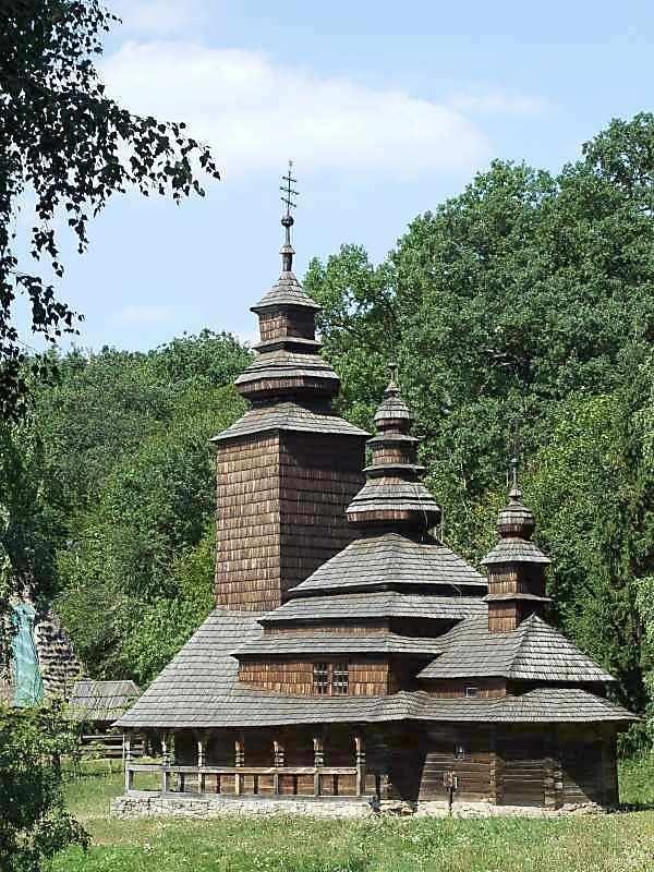 Церква Покрови (дерев.)