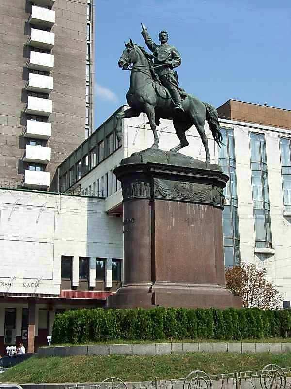 Пам'ятник М.О. Щорсу