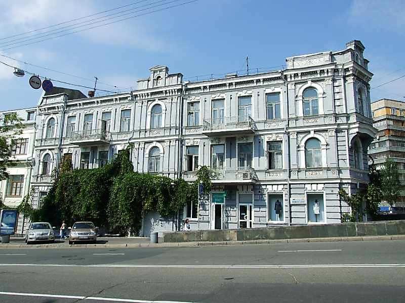 2007 р. Фасад по вул.Петлюри