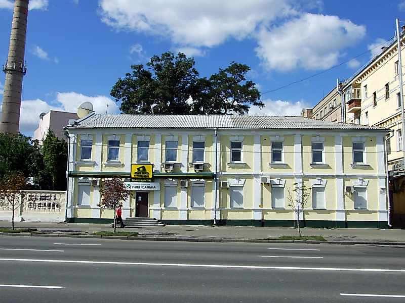 Будинок (№ 15-17 / Борисоглібська, 18)