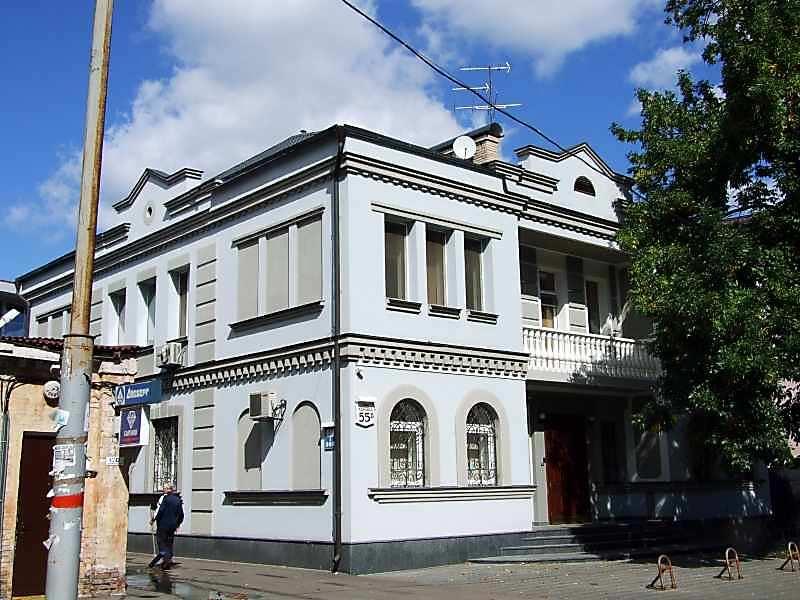 Будинок (№ 55в)