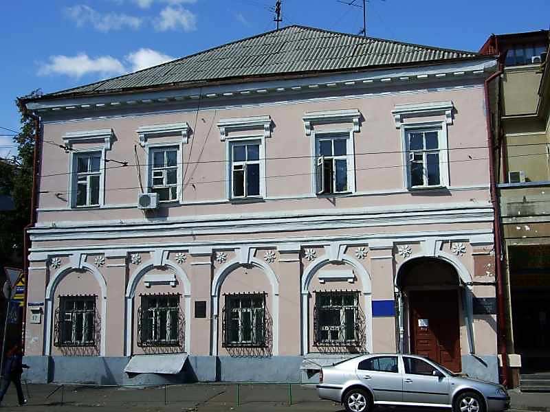 2007 р. Фасад по вул.Спаській
