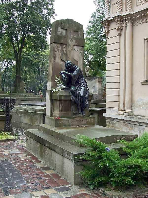 Гробниця М. Шашкевича