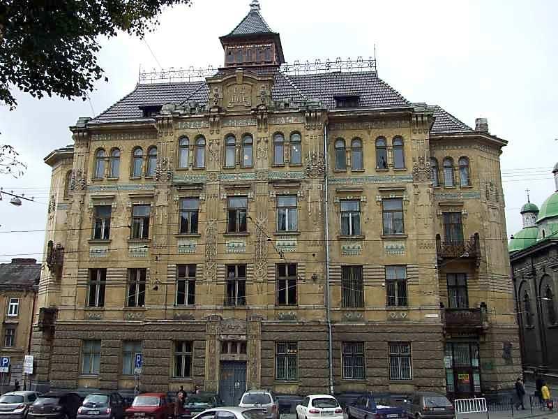 2007 р. Фасад по вул.Підвальній