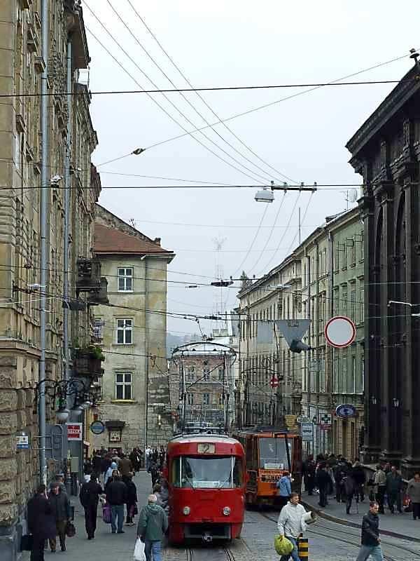 2007 р. Перспектива з боку вул.Підвальної