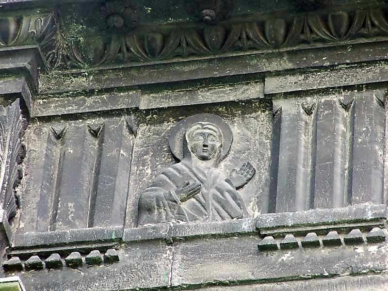 2007 р. На північній стіні: Деісус – Марія