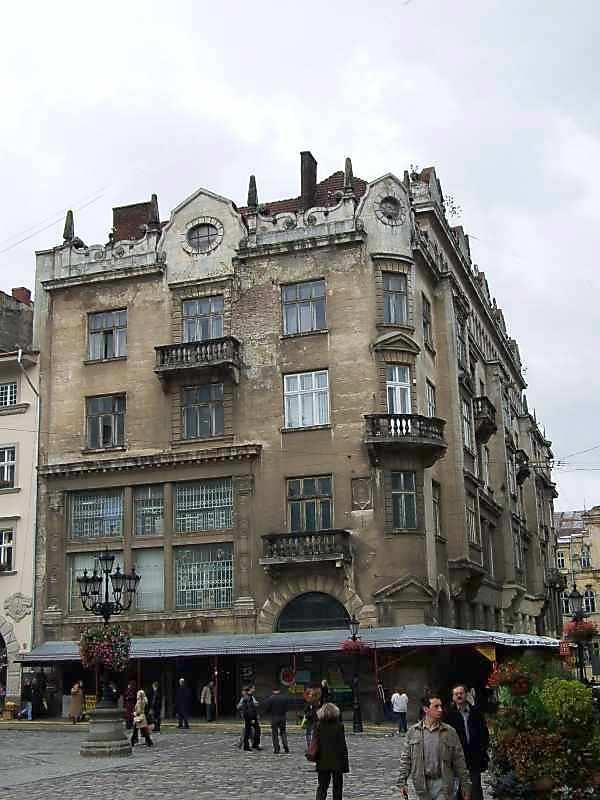 Торговий будинок Зіпперів (№ 32)