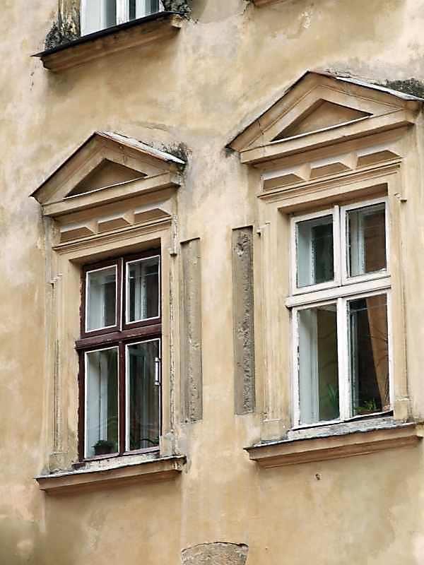Вікна фасаду по вул.Друкарській