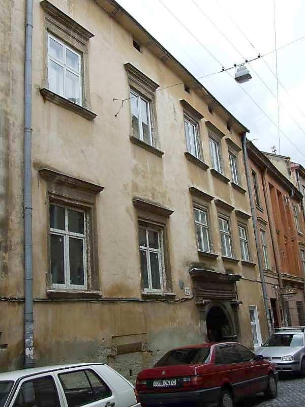 Кам'яниця Миколаєвичівська (№ 20)