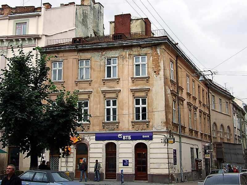 Житловий будинок (№ 8)