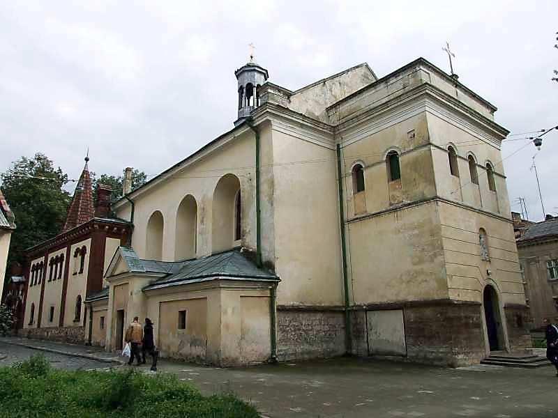 Костел св.Марії Сніжної (№ 2)