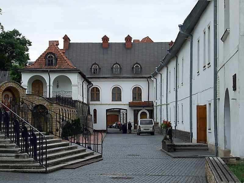 2007 р. Загальний вигляд з боку двору