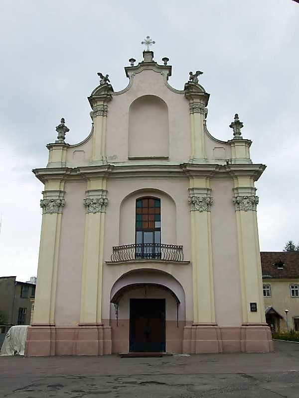 Костел св.Мартіна (№ 8)