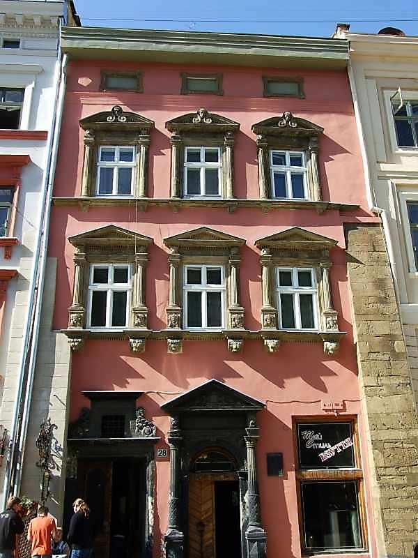 Житловий будинок (№ 28)