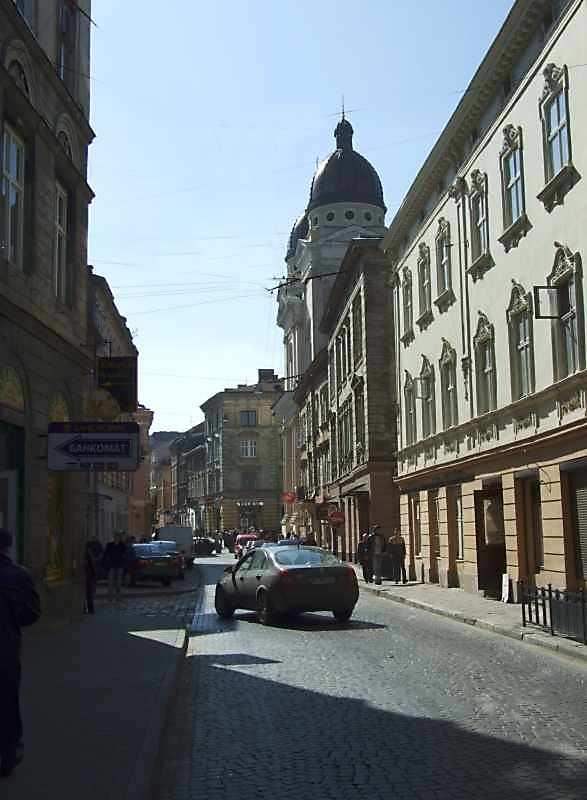 2007 р. Перспектива від вул.Я.Жижки