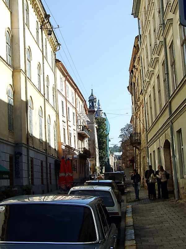 2007 р. Перспектива від вул.Театральної