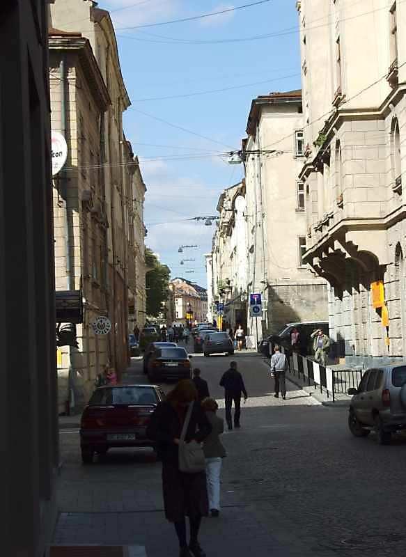 2007 р. Перспектива від вул.Валової в…