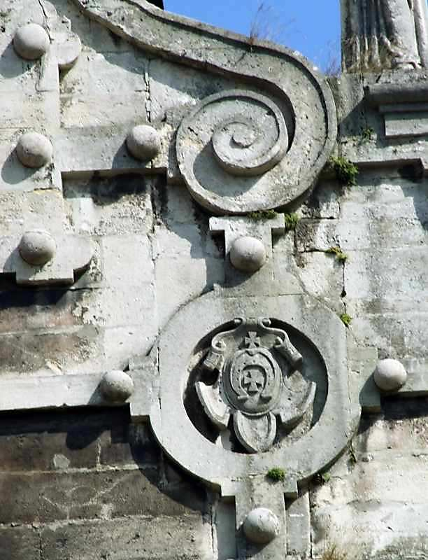 Герб з підковою