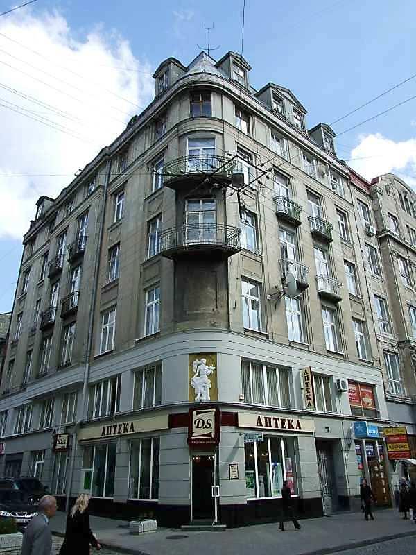 Галицький купецький банк (№ 19)