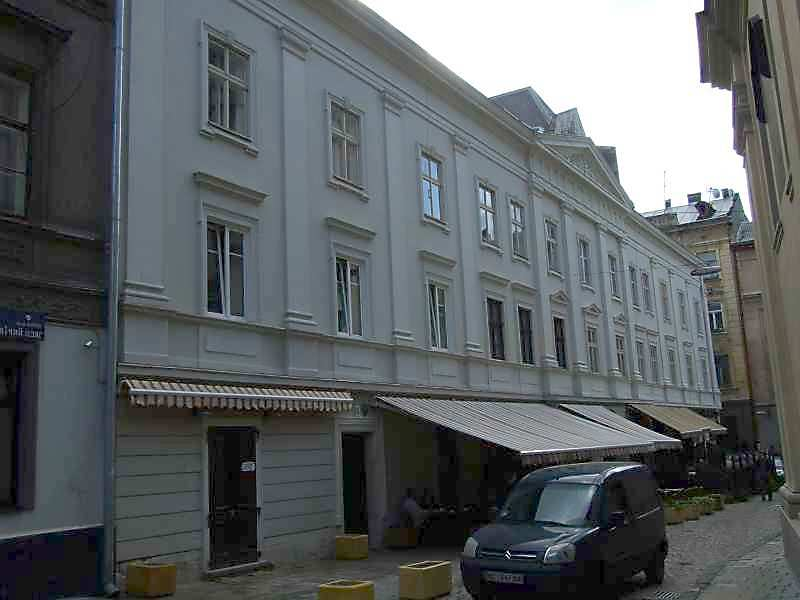 Житловий будинок (№ 7-8)
