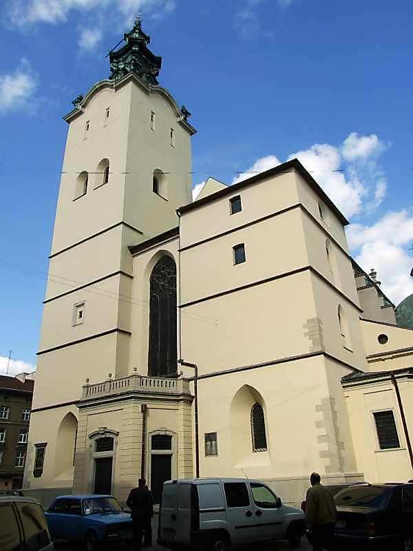 Костел кафедральний св.Марії (№ 1)