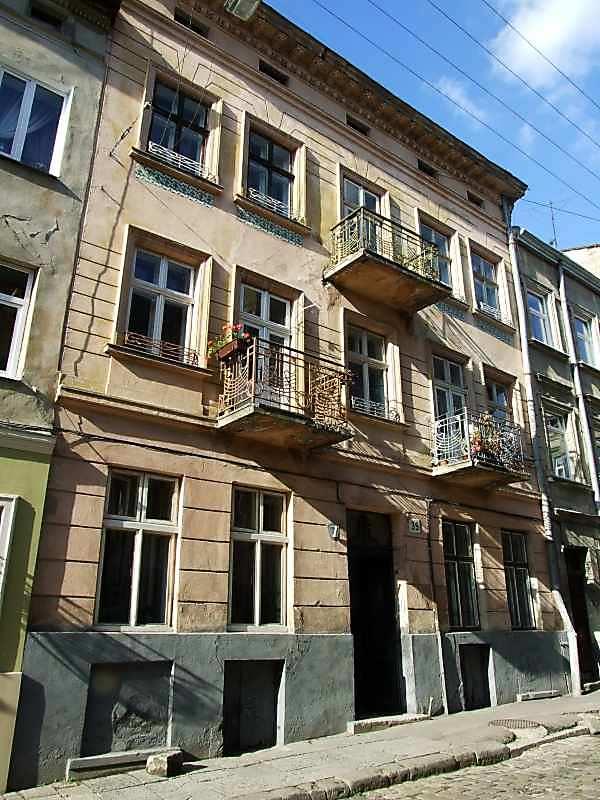 Житловий будинок (№ 39)