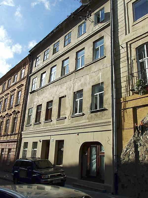 House in Lviv (1880 – 1881) -…