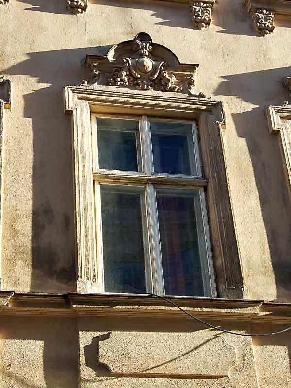 2007 р. Вікно 2-го поверху