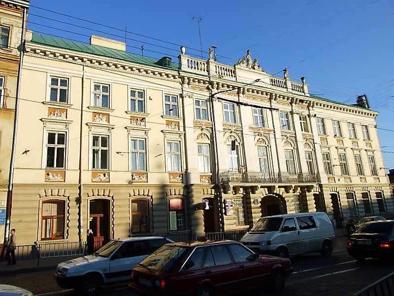 2007 р. Загальний вигляд з боку вул.Винниченка