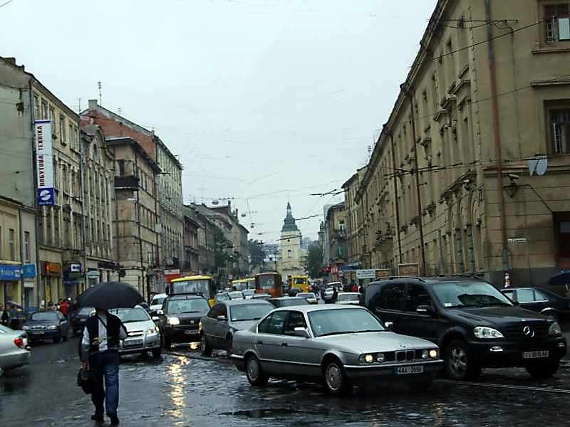 2007 р. Перспектива від вул.Наливайка…